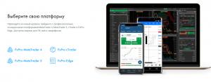 Торговые Платформы fxpro