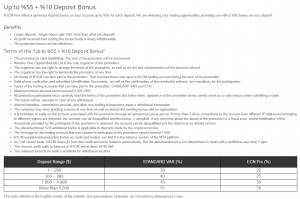 Бонусы и акции N1CM