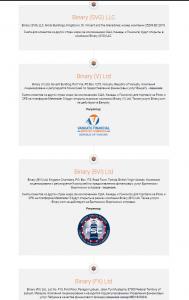 Регулирование и репутация Binary.com