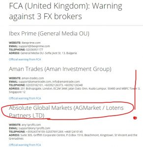 AGMarket мошенники и аферисты