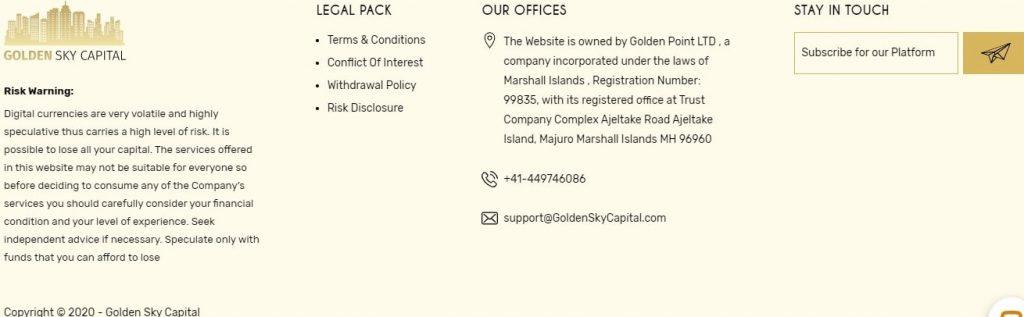 Golden-Sky-Capital-отзывы-клиентов
