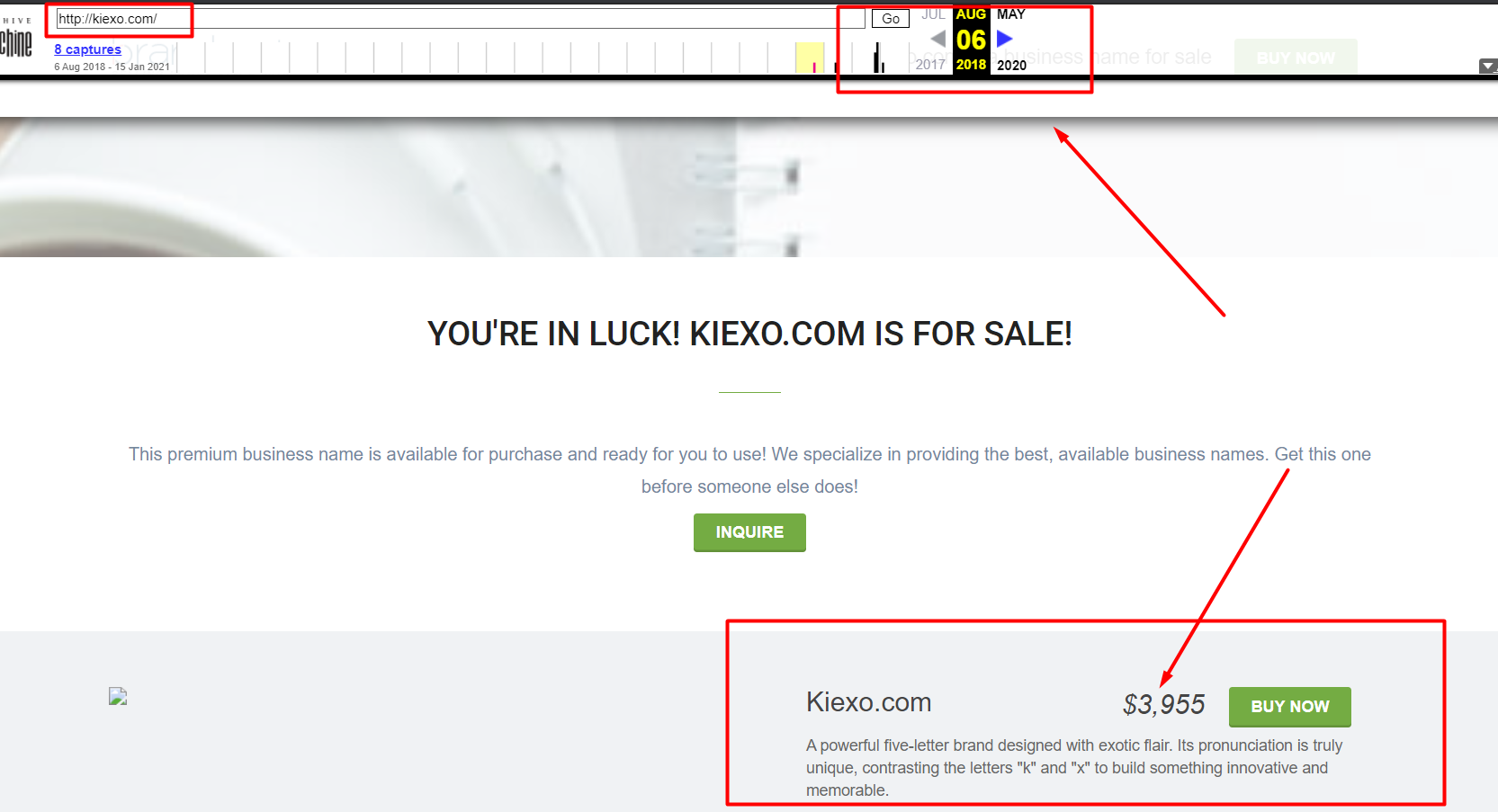 домен kiexo брокера