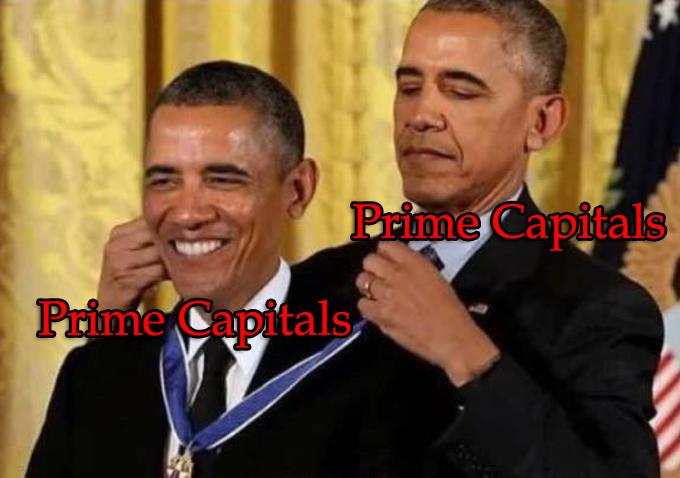 Prime Capitals – Они нагло Хвалят